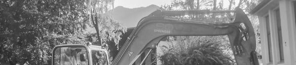 Firma Sprenger - Kettenbagger Neuson