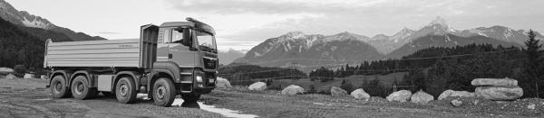Firma Sprenger 4-Achser LKW 480 Banner