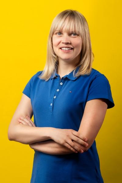 Firma Springer Mitarbeiter Magdalena Sprenger