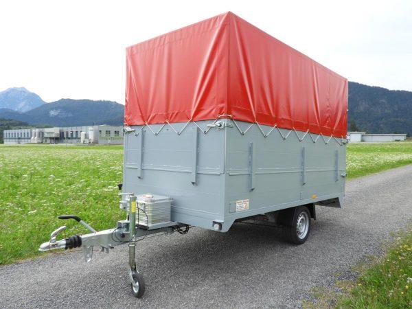 Metalltechnik Anhängerbau Hochlader