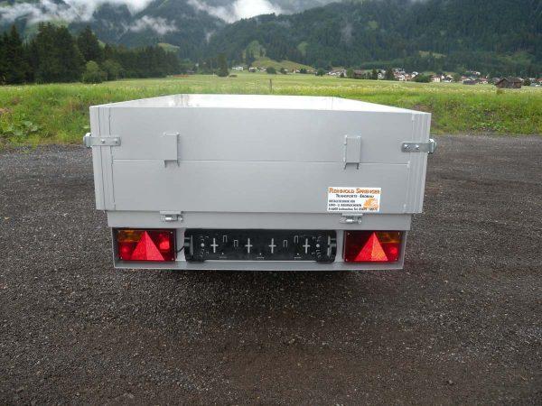 Metalltechnik Anhängerbau PKW Anhänger