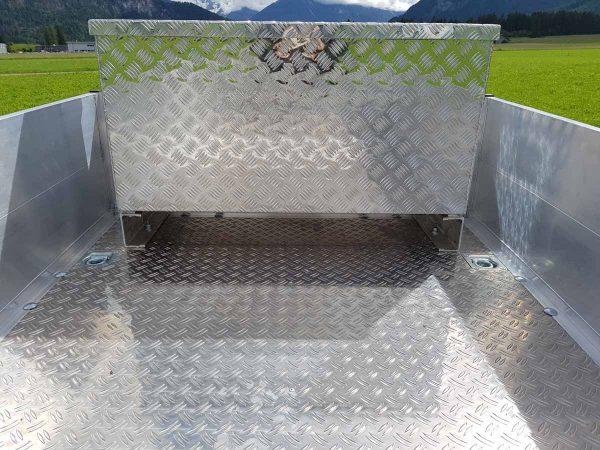 Metalltechnik Anhängerbau Tankanhänger