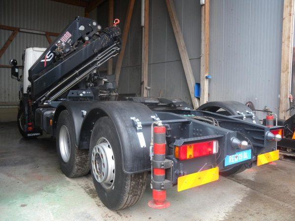 Metalltechnik Anhängerbau Umbau Kran Auto