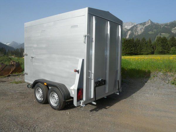 Metalltechnik Anhängerbau Viehanhänger