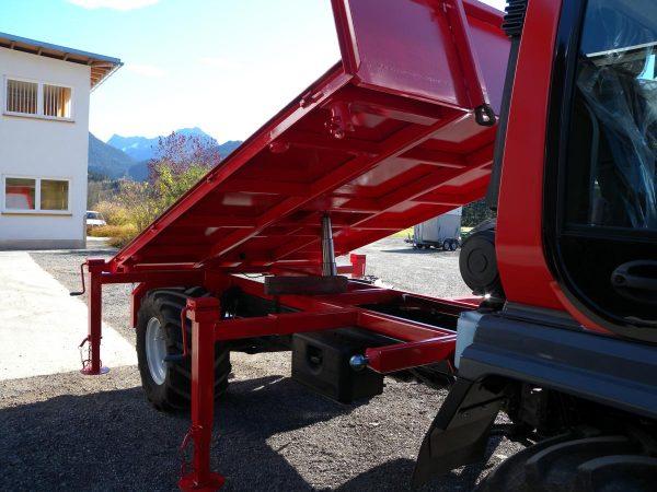 Metalltechnik Anhängerbau Wechselbrücke