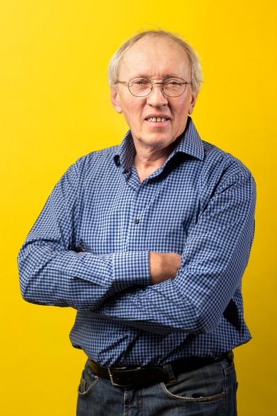 Firma Springer Mitarbeiter Reinhold Sprenger