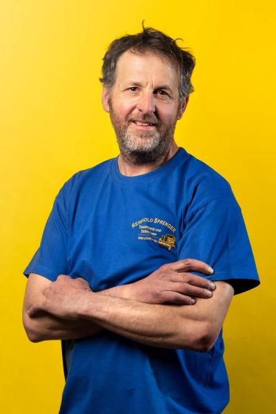 Firma Springer Mitarbeiter Thomas