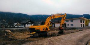 Kettenbagger - Fuhrpark JCB