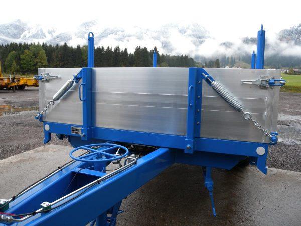 Firma Sprenger Metalltechnik 1Achs Kipper 6to